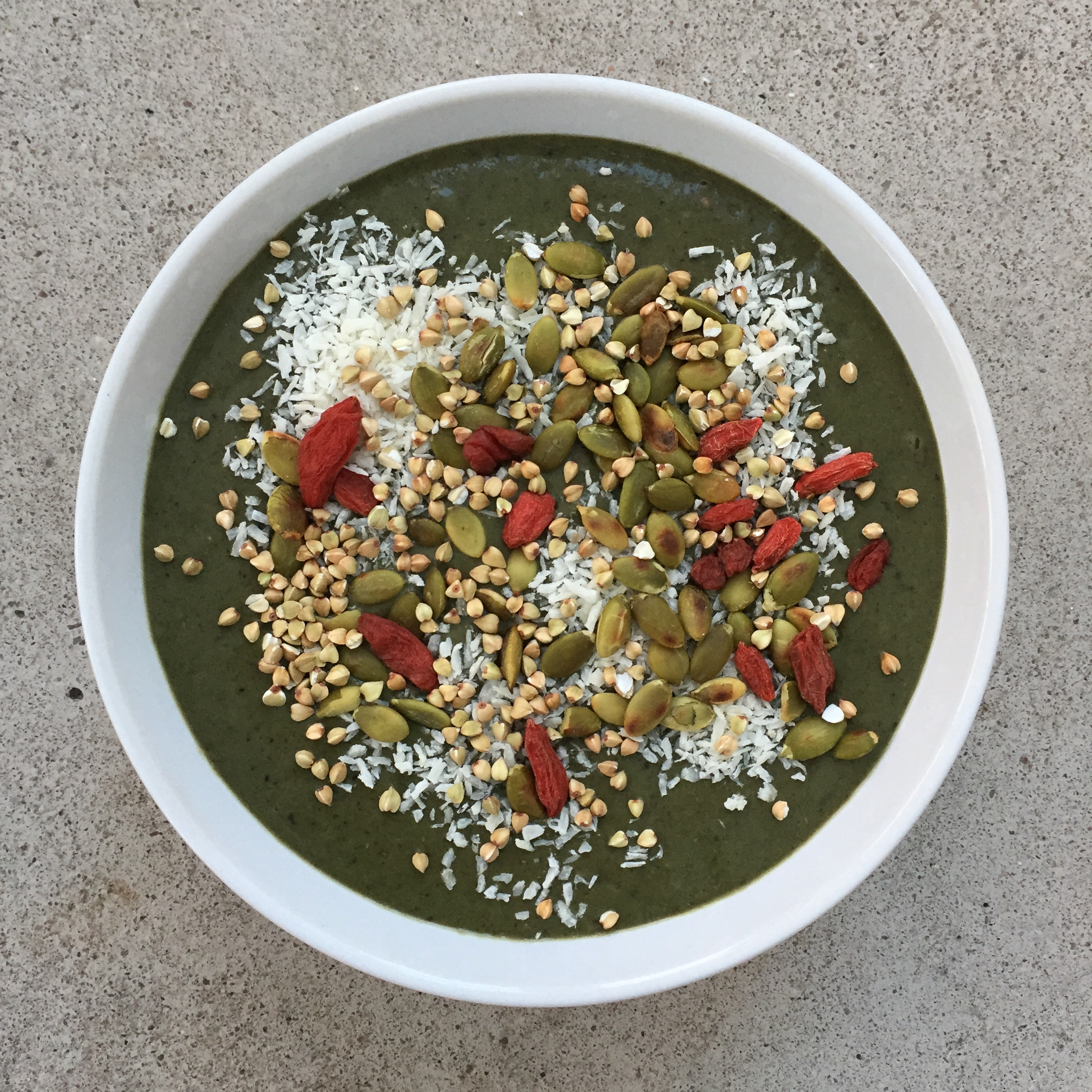 Candida Diet ~ Week Two & Green Smoothie Bowls – The